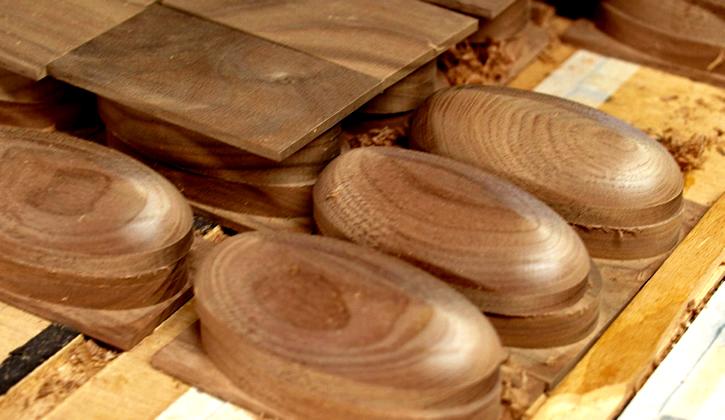 木製リングケース制作工程5