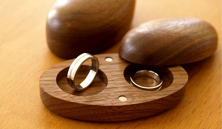 木製リングケースサンプル2